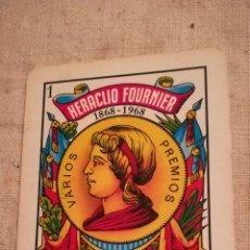 Coleccionismo Calendarios: CALENDARIO DE BOLSILLO FOURNIER DE 1969. Lote 152369672