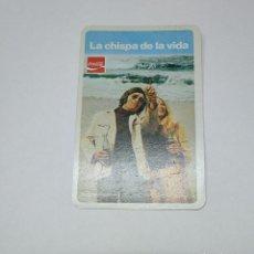 Coleccionismo Calendarios: CALENDARIO DE BOLSILLO COCA COLA LA CHISPA DE LA VIDA 1972. TDKP14. Lote 152369694
