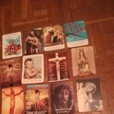 Coleccionismo Calendarios: 16 CALENDARIOS DE BOLSILLO, HERMANOS DE SAN JUAN DE DIOS. Lote 152371509