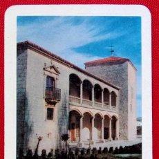 Coleccionismo Calendarios: CALENDARIO FOURNIER. PALACIO DE SALDAÑUELA. BURGOS. AÑO: 1959. BUEN ESTADO.. Lote 152450022