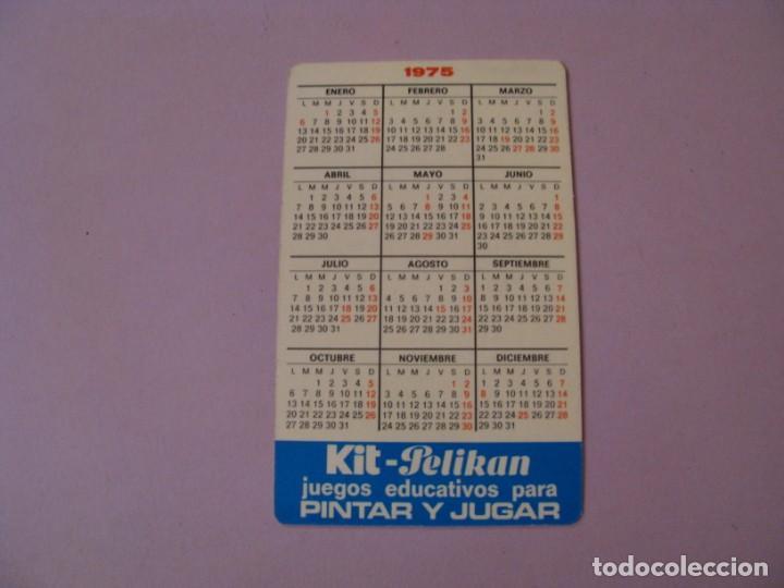 Coleccionismo Calendarios: CALENDARIO PELIKAN. 1975. - Foto 2 - 152470974