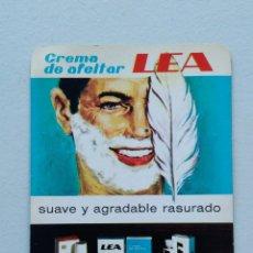 Coleccionismo Calendarios: CALENDARIO LEA. Lote 152577576