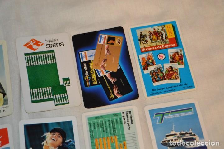 Coleccionismo Calendarios: LOTE 13 CALENDARIOS FOURNIER - CEGASA, COCACOLA, SANTA LUCÍA Y OTROS - 60, 80, 70 Y 90 - ENVÍO 24H - Foto 3 - 152961186