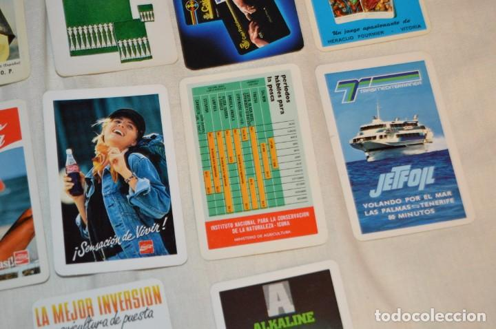 Coleccionismo Calendarios: LOTE 13 CALENDARIOS FOURNIER - CEGASA, COCACOLA, SANTA LUCÍA Y OTROS - 60, 80, 70 Y 90 - ENVÍO 24H - Foto 4 - 152961186