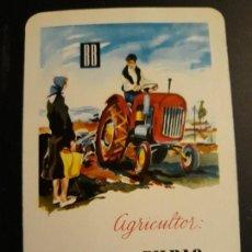 Coleccionismo Calendarios: 1 CALENDARIO H. FOURNIER DE ** BANCO DE BILBAO ** 1963. Lote 153094090