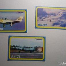 Coleccionismo Calendarios: LOTE CALENDARIOS EXTRANJEROS AVIONES 2010. Lote 153105378