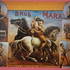 Coleccionismo Calendarios: CALENDARIO DE BOLSILLO CON PUBLICIDAD BROS MARX AÑO 1989 LOTE 19 MIRAR FOTOS. Lote 153706302