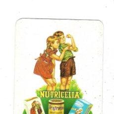 Coleccionismo Calendarios: CALENDARIO. PUBLICITARIO. FOURNIER. 1957. NUTRICELLA. INDUSTRIAS RIERA MARSA. TRIO DE ASES. VER. Lote 153935238