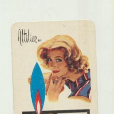 Coleccionismo Calendarios: CALENDARIO FOURNIER. GAS 1959. Lote 154001077