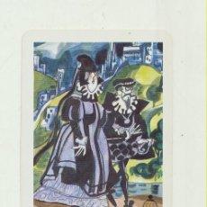 Coleccionismo Calendarios: CALENDARIO FOURNIER. CAJA DE AHORRO PROVINCIAL DE GUADALAJARA 1989. Lote 178854662