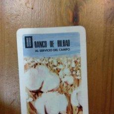 Coleccionismo Calendarios: CALENDARIO FOURNIER 1968 - BANCO BILBAO . Lote 154202998
