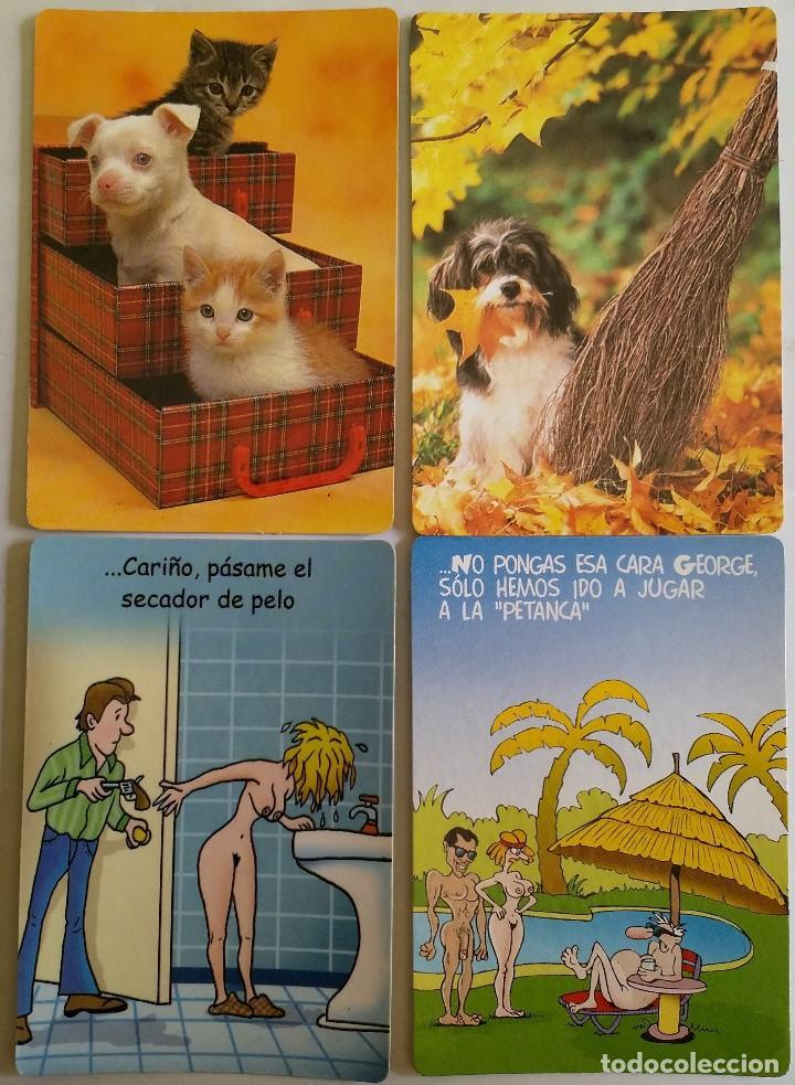 Coleccionismo Calendarios: LOTE 18 CALENDARIOS AÑO 2001 - Foto 3 - 155002286