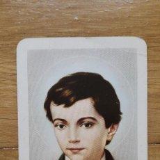 Coleccionismo Calendarios: CALENDARIO FOURNIER -- SANTO DOMINGO SAVIO AÑO 1961 - VER FOTO ADICIONAL. Lote 155334426