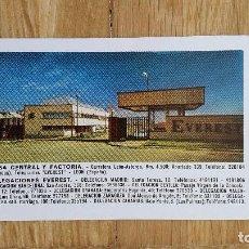 Coleccionismo Calendarios: CALENDARIO FOURNIER -- EDITORIAL EVEREST AÑO 1974 - VER FOTO ADICIONAL. Lote 155338190