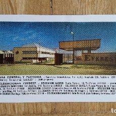 Coleccionismo Calendarios: CALENDARIO FOURNIER -- EVEREST AÑO 1974 - VER FOTO ADICIONAL. Lote 155338226