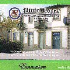 Coleccionismo Calendarios: CALENDARIO DE BOLSILLO 2008 - PINTO LOPEZ - MEDIÇAO DE SEGUROS, LDA. - PORTUGAL - PUBLICITARIO.. Lote 155659782