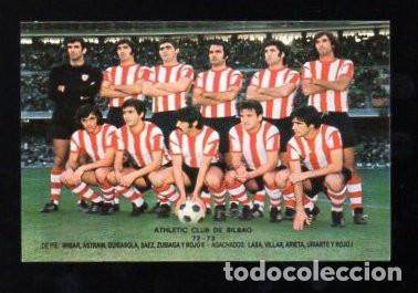 Athletic Club Bilbao Calendario.Calendario 2013 Athletic Club Bilbao Plantilla 1972 73 Futbol