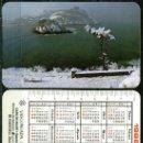 Coleccionismo Calendarios: CALENDARIOS BOLSILLO - VASCONGADA DE SEGUROS 1986. Lote 155837082