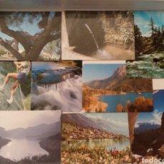 Coleccionismo Calendarios: CALENDARIOS BOLSILLO PAISAJES. Lote 155946033