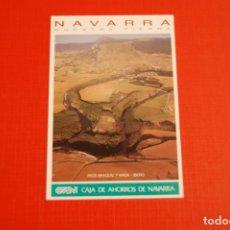 Coleccionismo Calendarios: CALENDARIO CAJA DE AHORROS DE NAVARRA. AÑO 1991.. Lote 174127543