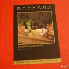 Coleccionismo Calendarios: CALENDARIO CAJA DE AHORROS DE NAVARRA. AÑO 1997.. Lote 156003226