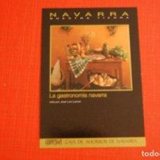 Coleccionismo Calendarios: CALENDARIO CAJA DE AHORROS DE NAVARRA. AÑO 1997.. Lote 156003298