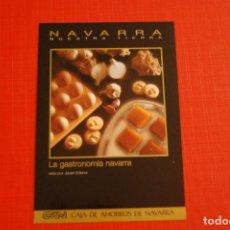 Coleccionismo Calendarios: CALENDARIO CAJA DE AHORROS DE NAVARRA. AÑO 1997.. Lote 156003318