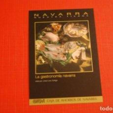 Coleccionismo Calendarios: CALENDARIO CAJA DE AHORROS DE NAVARRA. AÑO 1997.. Lote 156003442