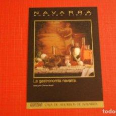Coleccionismo Calendarios: CALENDARIO CAJA DE AHORROS DE NAVARRA. AÑO 1997.. Lote 156003482