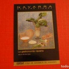 Coleccionismo Calendarios: CALENDARIO CAJA DE AHORROS DE NAVARRA. AÑO 1997.. Lote 156003514