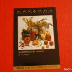 Coleccionismo Calendarios: CALENDARIO CAJA DE AHORROS DE NAVARRA. AÑO 1997.. Lote 156003550