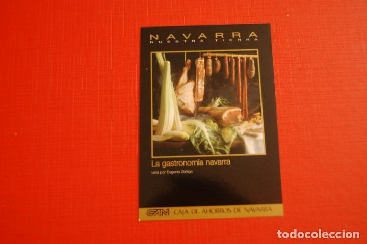 CALENDARIO CAJA DE AHORROS DE NAVARRA. AÑO 1997. (Coleccionismo - Calendarios)