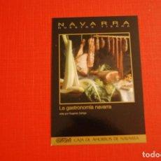 Coleccionismo Calendarios: CALENDARIO CAJA DE AHORROS DE NAVARRA. AÑO 1997.. Lote 156003562