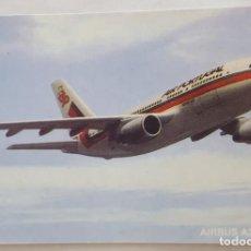 Coleccionismo Calendarios: CALENDARIO DE BOLSILLO 1994 AVION AIRBUS A 310-300 COLECCION 2 DE 12 (PORTUGAL). Lote 156007794