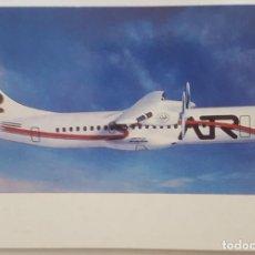 Coleccionismo Calendarios: CALENDARIO DE BOLSILLO 1994 AVION ATR 72 COLECCION 12 DE 12 (PORTUGAL). Lote 156008538