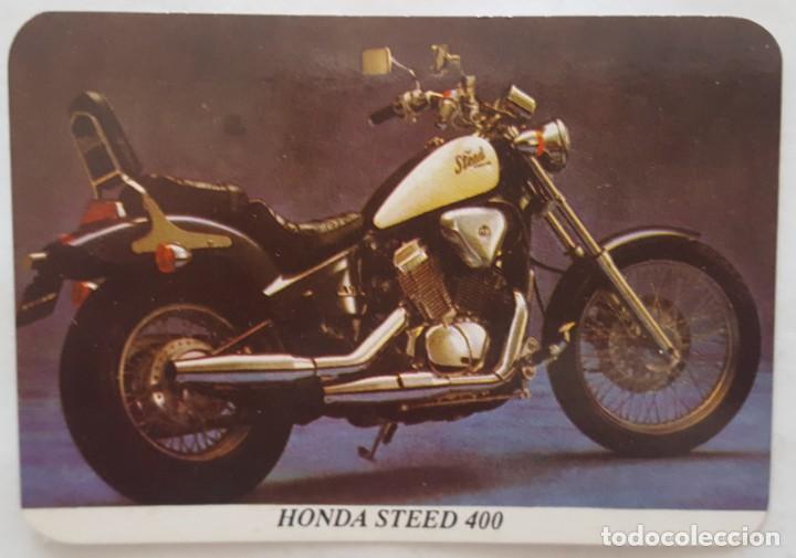 CALENDARIO DE BOLSILLO 1994 HONDA STEED 400 (PORTUGAL) (Coleccionismo - Calendarios)