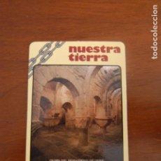 Coleccionismo Calendarios: CALENDARIO. CAJA DE AHORROS DE NAVARRA. AÑO 1989.. Lote 156312822