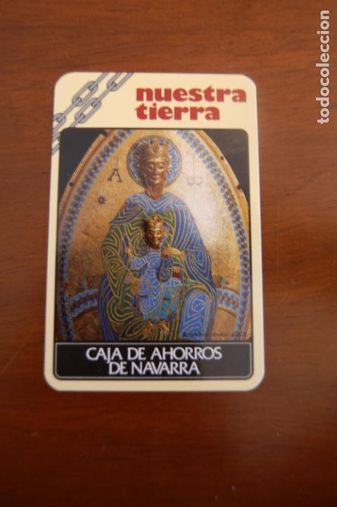 CALENDARIO. CAJA DE AHORROS DE NAVARRA. AÑO 1987. (Coleccionismo - Calendarios)