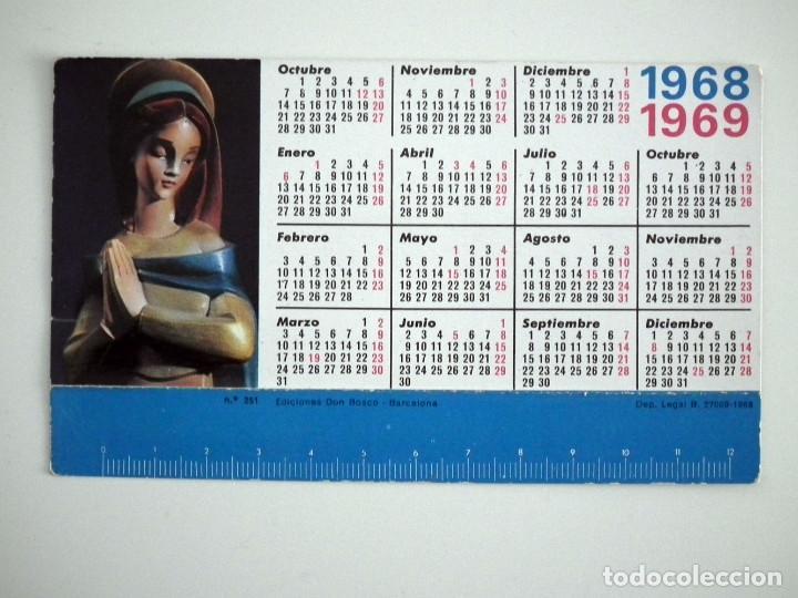 Calendario 1968.Calendario 1968 1969