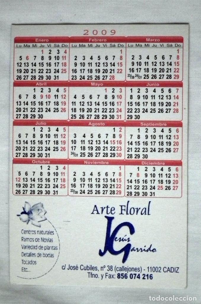 Calendario 216.Calendario 2009 Balneario De La Palma Cadiz