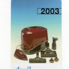 Coleccionismo Calendarios: CALENDARIO BOLSILLO - IBER - AÑO 2003. Lote 156609102
