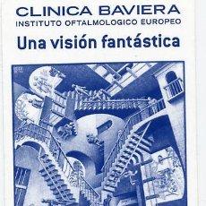 Coleccionismo Calendarios: CALENDARIO BOLSILLO - CLÍNICA BAVIERA - AÑO 2006. Lote 235843845