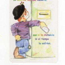 Coleccionismo Calendarios: CALENDARIO BOLSILLO - LIBRERÍA SAN PABLO - AÑO 2011. Lote 156682846