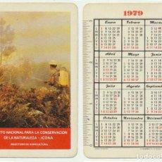 Coleccionismo Calendarios: CALENDARIO FOURNIER. CALENDARIO ICONA 1979. Lote 156843834