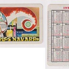 Coleccionismo Calendarios: CALENDARIO FOURNIER. CARLOS NAVARRO 1971. Lote 156844906