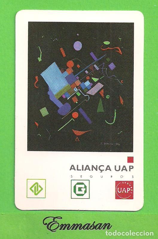 CALENDARIO DE BOLSILLO 1993 - ALIANÇA UAP - ALIANCA - PORTUGAL. (Coleccionismo - Calendarios)