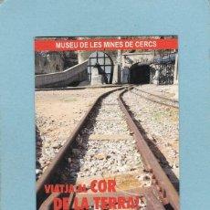 Colecionismo Calendários: CALENDARIO 2010 - MUSEU DE LES MINES DE CERCS. Lote 157378614
