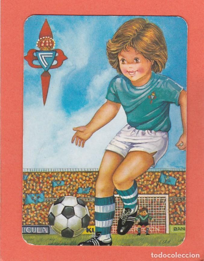 Calendario Celta Vigo.Calendario Futbol 1990 Celta De Vigo Serie Bo 5 437
