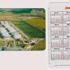 Coleccionismo Calendarios: CALENDARIO FOURIER. CLH 2006. Lote 158432337