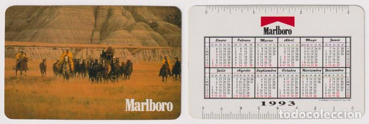 Marbaro Calendario 2020.Calendario Fourier Marlboro 1993 Sold Through Direct Sale